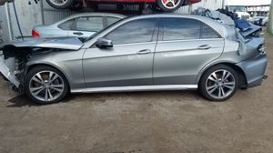 Mercedes E350 2014 for part out for Sale in Opa-locka, FL