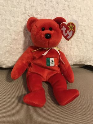 Osito Ty Beanie Baby for Sale in Lilburn, GA