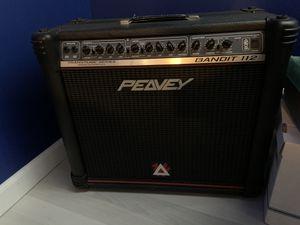 Peavey Bandit 112 Amplifier, Red Stripe for Sale in Lexington, KY