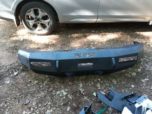 Westin heavy duty bumper for a 2010 through 2015 models with winch plate for Sale in Arlington, TX