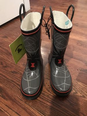 21c6e326cd663a Kids rain boots size 11 brand new for Sale in Charlotte