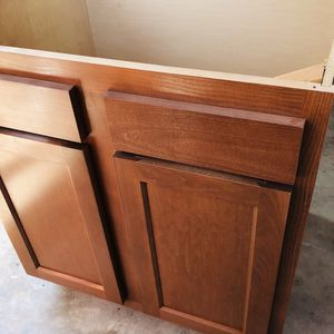 Kitchen Sink Cabinet Size 30w X 23 D New Regular Price $259.99 Plus Tax Now Only $175 No Tax New for Sale in Hesperia, CA
