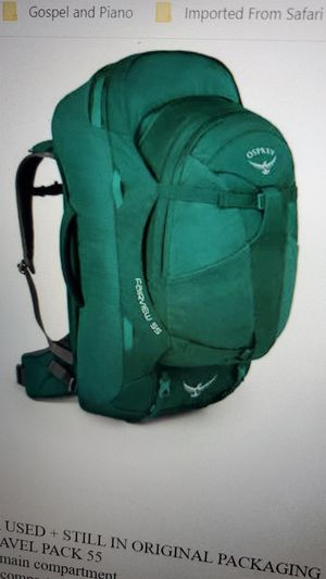 NEW Osprey Fairview 55 Backpack for Sale in Orange City, FL