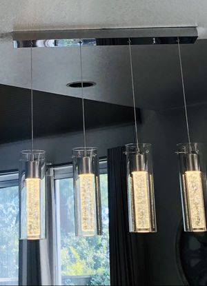 Artika champagne Glow Cylinder lights for Sale in Valley Center, CA