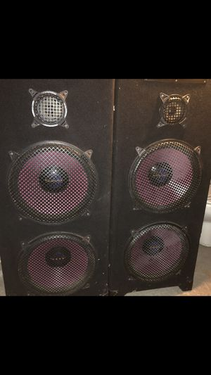 Pro Studio Speakers for Sale in Ithaca, NY