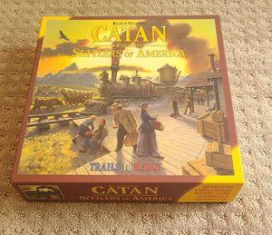 Settlers of Catan America board game for Sale in Libertyville, IL