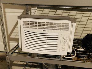 Haier 5000 BTU Mechanical Window AC Unit for Sale in Houston, TX
