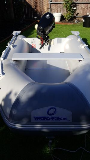 Inflatable Boat HydroForce for Sale in Martinez, CA