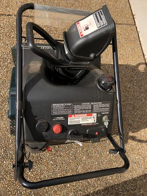 "Snowblower - Yard Machine - 5HP 21"" for Sale in Gainesville, VA"