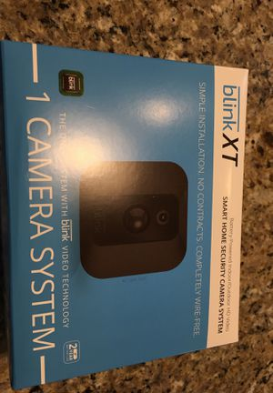 Blink XT, Sync module. Camera not included. Extra cameras can be ordered separately on Blink Amazon for Sale in Tampa, FL