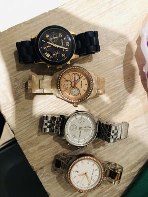 Watches- MK and Fossil for Sale in Washington, DC