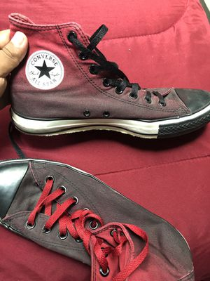 Men's converse shoes size 8 for Sale in Croydon, PA