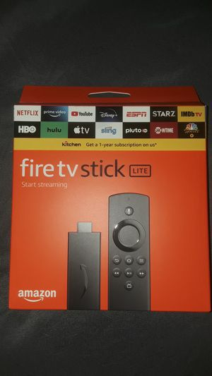 Amazon Fire Tv Stick (Lite) for Sale in Irving, TX