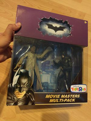 Mattel Batman Begins vs. Scarecrow Figures for Sale in Sacramento, CA