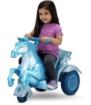 Disney's Frozen 2 Water Nokk Ride-On Toy by Kid Trax Retails for $99 for Sale in Waddell, AZ