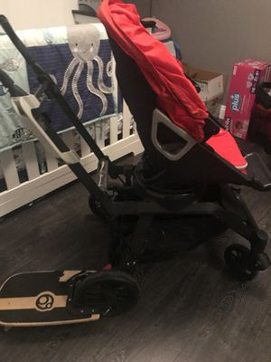 Orbit Baby Set! Infant Car seat & Helix Double stroller kit for Sale in Chula Vista, CA