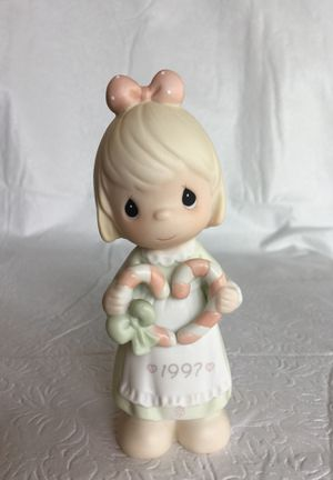 Enesco Precious Moments- Cane You Join Us For a Merry Christmas for Sale in Kissimmee, FL