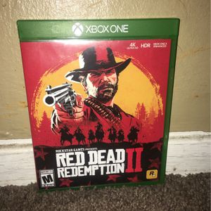 Read Dead Redemption 2 with map for Sale in Clovis, CA