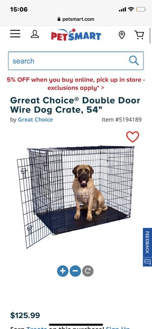 2 XXL DOG CRATES (BRAND NEW IN BOX) for Sale in Sacramento, CA