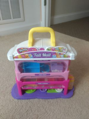Shopkins Tall Mall for Sale in Willow Spring, NC