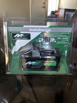 Hitachi / Metabo battery for Sale in Vista, CA