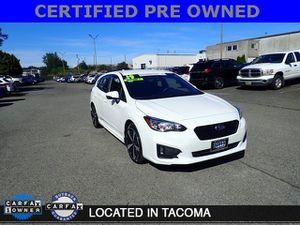 2019 Subaru Impreza for Sale in Tacoma, WA