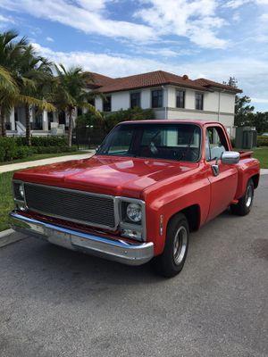 1979 C10 custom stepside for Sale in Miami, FL
