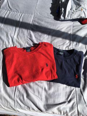 2 Ralph Lauren T-Shirts for Sale in Gaithersburg, MD