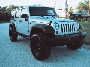 Jeep Wrangler 3.60 6 Cyl 4WD for Sale in Joliet, IL