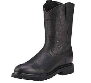 NEW Size 7 ARIAT Men Sierra Work Boot - Black for Sale in San Jose, CA