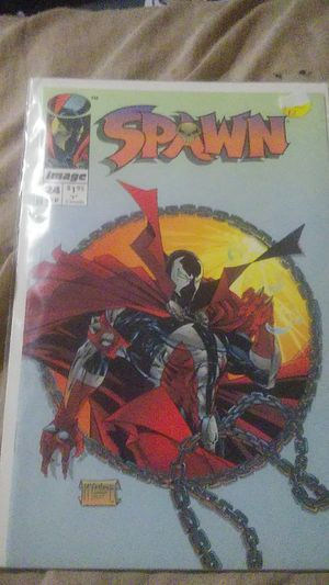 Spawn #24 for Sale in Amory, MS
