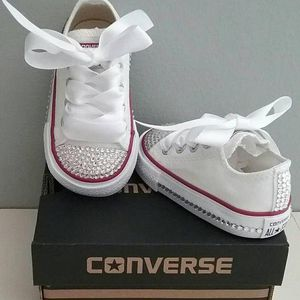 Twinkle Toes-Custom Converse for Sale in Longmont, CO