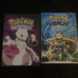 Pokémon DVDs for Sale in Phoenix, AZ
