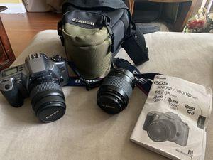 Canon EOS Rebel GII 35mm Film SLR Camera Kit for Sale in Pembroke Pines, FL