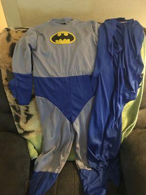 Batman Halloween Costume Size 8 for Sale in Bakersfield, CA