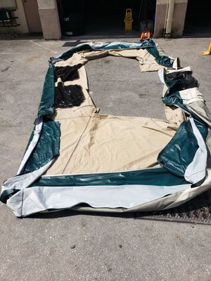 pop up camper canvas, lift tracks, and beds for Sale in Miami, FL