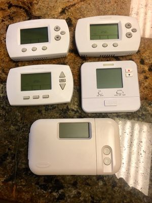 Carrier/Honeywell/Vive Thermostats for Sale in Hollywood, FL