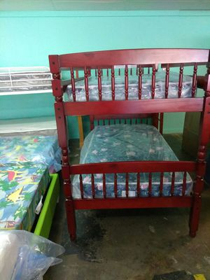 T/t bunk bed for Sale in Orlando, FL