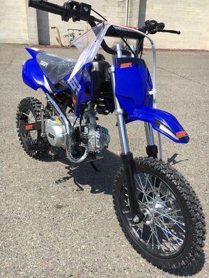 Brand new 2020 SSR 110 CC pit bike youth dirt bike trail bike for Sale in Tacoma, WA