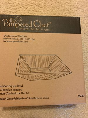 Pampered Chef 3 Piece set for Sale in Woodbridge, VA
