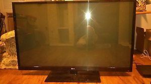 "60"" LG Plasma TV for Sale in Sacramento, CA"