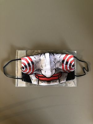 Saw face mask/ face covering for Sale in Corona, CA