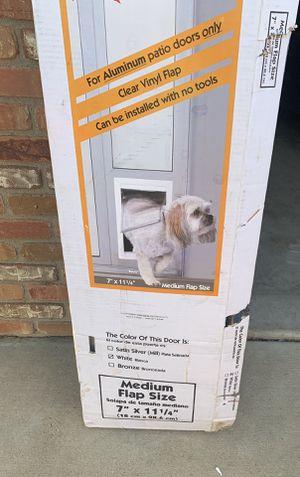 Patio Pet Door for Sale in Platteville, CO