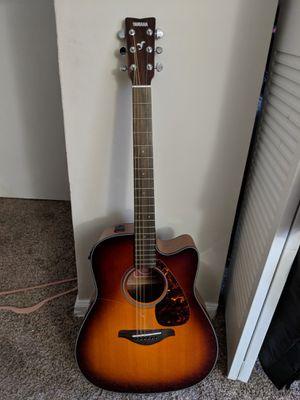 Yamaha acoustic/electric for Sale in Alpharetta, GA