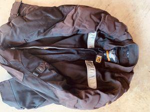 Black motorcycle jacket for Sale in Poway, CA