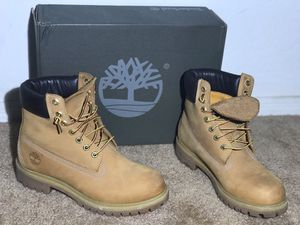 Timberland Wheat Nubuck for Sale in Laveen Village, AZ