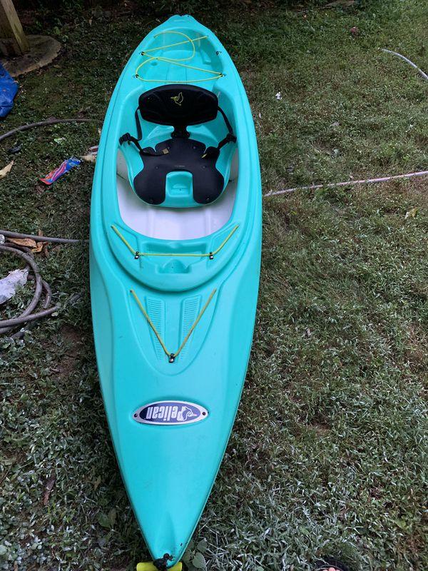 New kayak (boat)