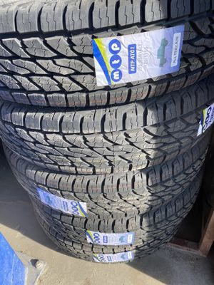 Lt235/85/16 ALL TERRAIN 10ply for Sale in Arlington, TX