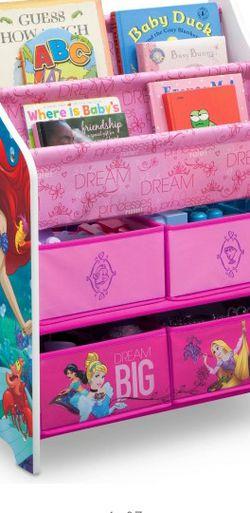 Disney Princess Book Shelf for Sale in Los Angeles,  CA