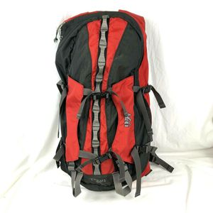 REI Talus 30L Pack Red Gray Adjustable Straps Backpack Hiking Large 24x13 for Sale in Pasadena, CA